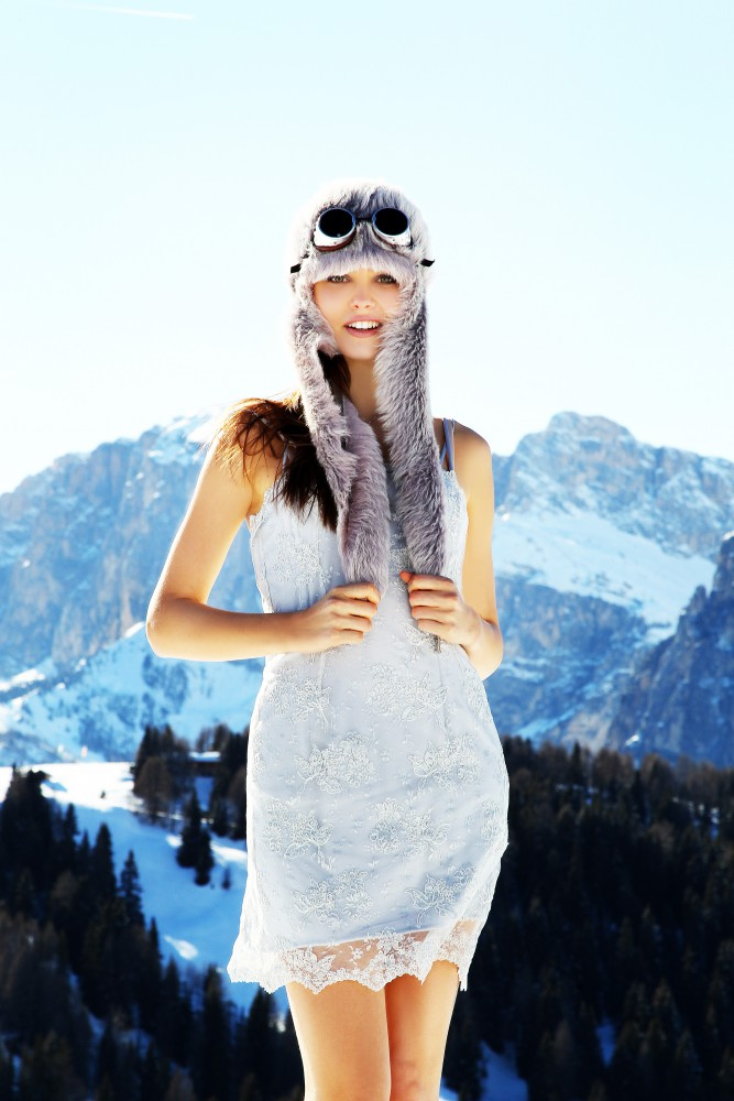 ISARFOTO / Winter'Akademie  25.03.-29.03.2015 in Corvara / Südtirol    DeCall Fashion Shooting