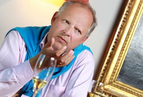 Davidoff Tour Gastronomique 2012 im Schwarzen Adler Vogtsburg-Oberbergen  Axel Milberg