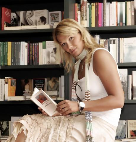 Franziska von Almsick zeigt ihre Lieblingsplätze in Berlin