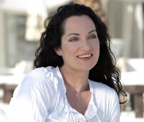 Natalia Wörner im Puro Beach Club, Mallorca vom 24.05.- 7.06.06  Natalia Wörner