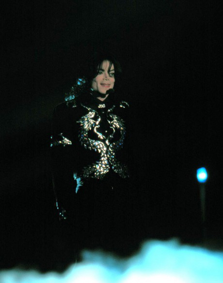 Michael Jackson auf der Bühne - World Music Awards 2000, Monte Carlo
